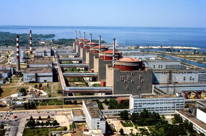 Сотрудники Запорожской АЭС готовили диверсии винтересах РФ