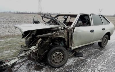 КПВВ Марьинка авария
