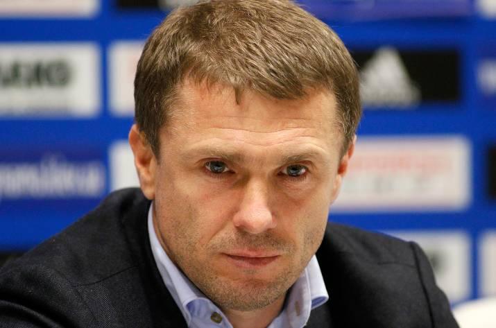 Сергей Ребров может возглавить греческий ПАОК