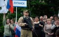 сепаратисты луганск