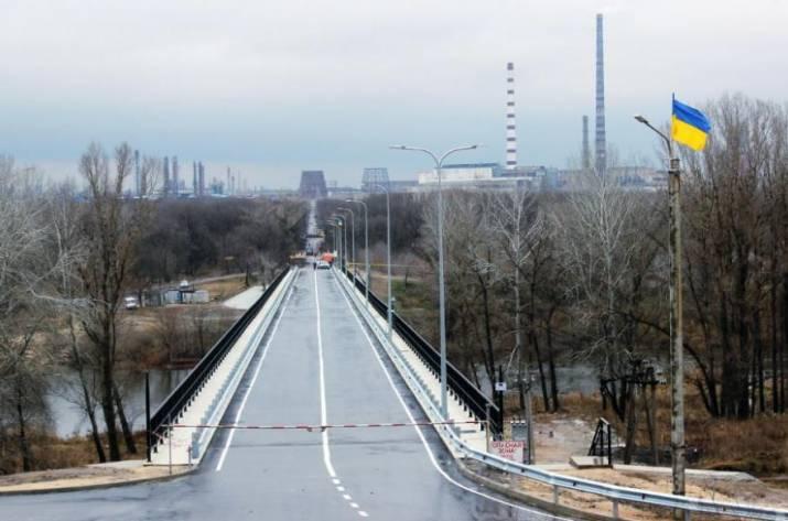 Реконструированный мост наДонбассе признали лучшим заграничным проектомЕС
