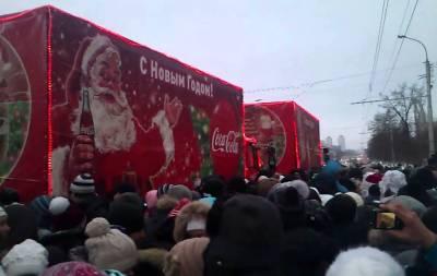 Кока-Кола Уфа