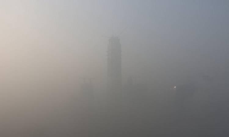 КНР: впервый раз вистории объявлен красный уровень опасности. Появились фото
