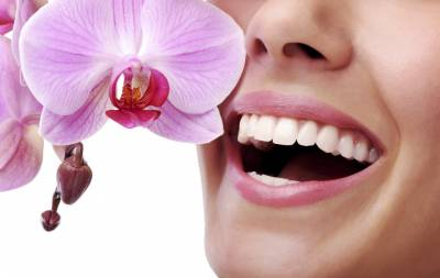 здоровые зубы протезирование стоматолог дантист