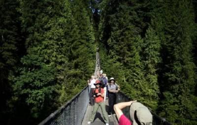 Мост в Колумбии
