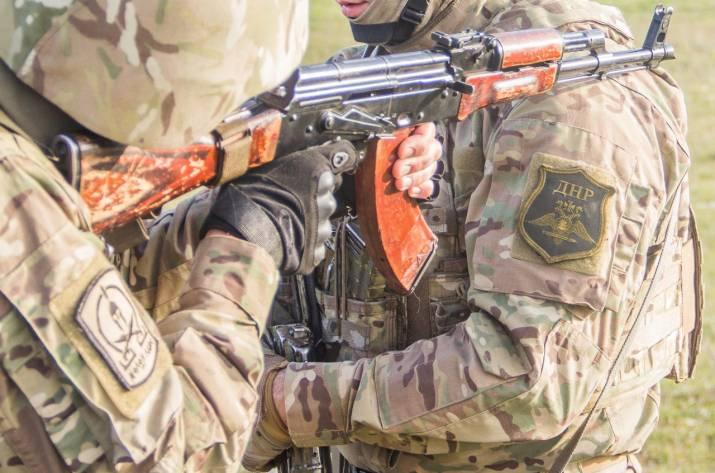 Вряде «подразделений ДНР» произошла полная замена российских инструкторов