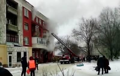 Взрыв Луганск