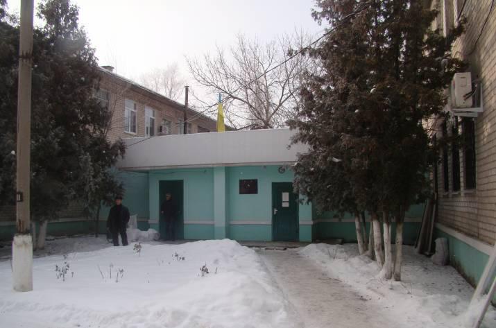 суд в Рубежном