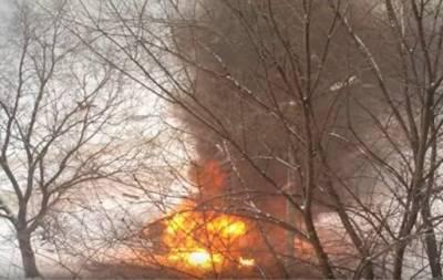 Взрыв авто Анащенко