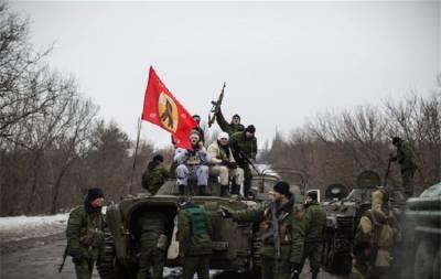 БМП боевиков