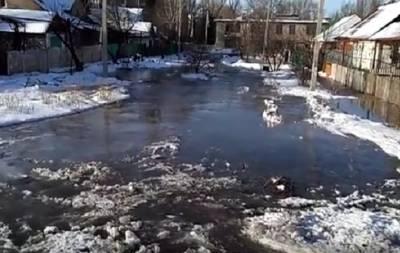 Макеевка потоп