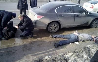 Стрельба в Кропивницком