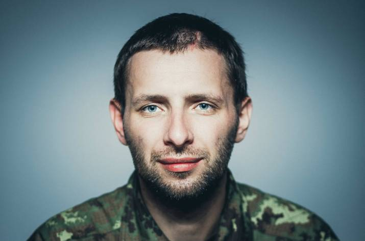 Парасюк ломился комне вномер савтоматом Калашникова— корреспондент Дзиндзя