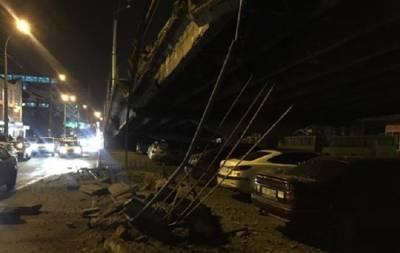 Обрушение Шулявского моста