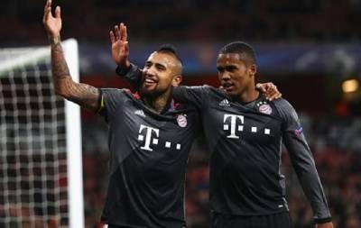 Бавария унизила Арсенал