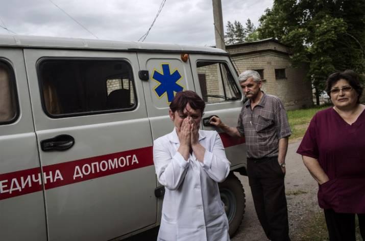 Катастрофа вВолновахе ГПУ выяснила, кто организовал обстрел