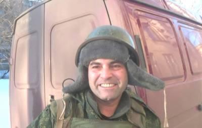 Сирийский террорист на Донбассе