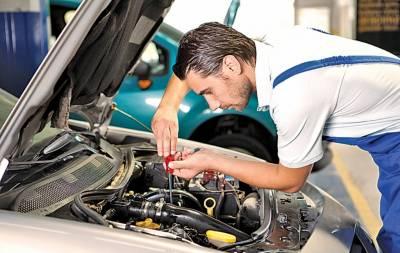 СТО ремонт автомобиля