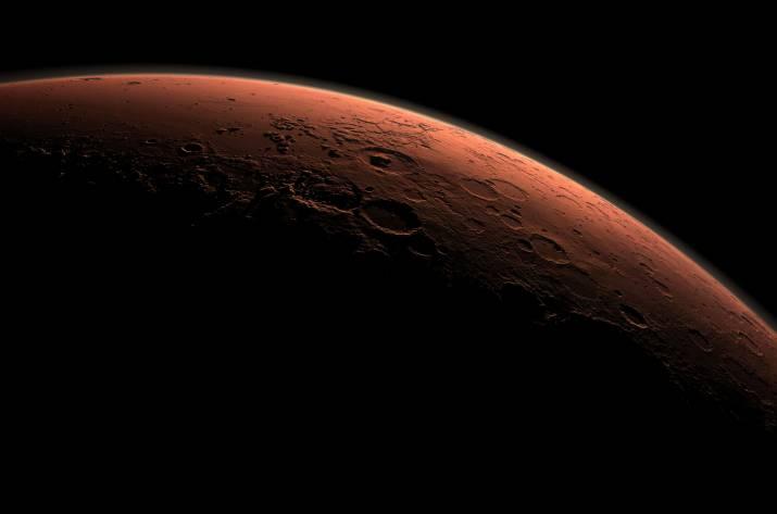 Фотограф ЯнФройдман создал видео споверхности Марса