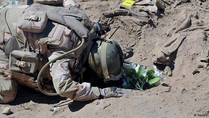 При освобождении Мосула отИГ* погибли около четырех тыс. человек