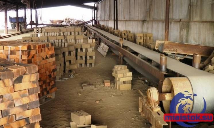 Кирпичный завод в ЛУганске
