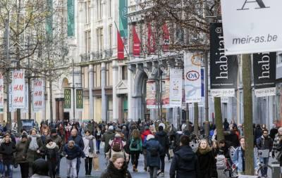 В центре Антверпена предотвратили теракт