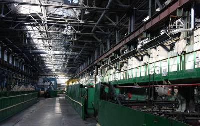 Канатный завод Харцызск