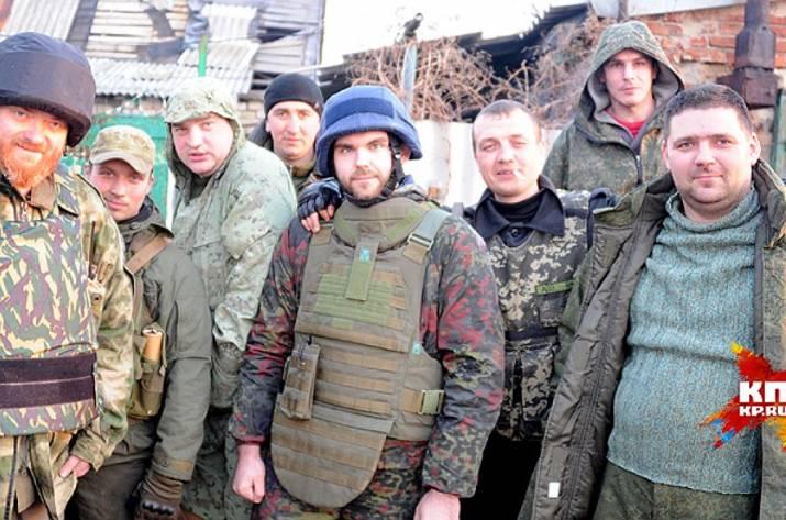 Скандальный депутат Государственной думы РФМилонов стал политруком боевиков