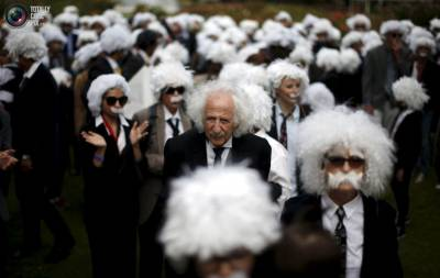 Эйнштейны в Торонто