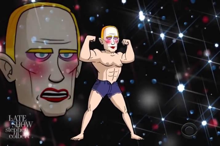Путин гей