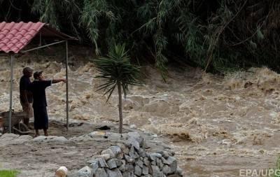 Наводнения в Перу