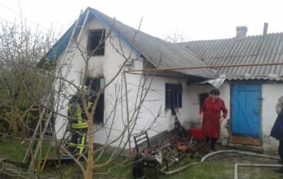 Пожар в Новопскове