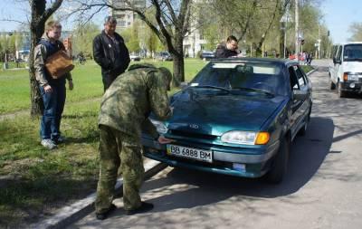 Водитель сбил девочку в Северодонецке на глазах у полиции