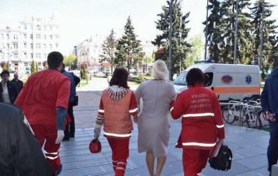 В Виннице подрались женщины-депутаты