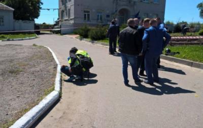 Перестрелка на Харьковщине