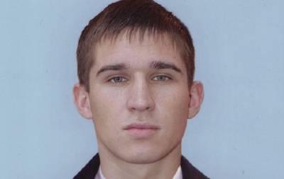 Сержант Дмитрий Шелемин