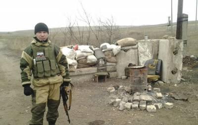 Боевик Симонов убит на Донбассе