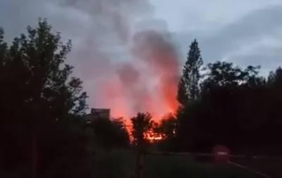 Пожар на шахте Куйбышевская