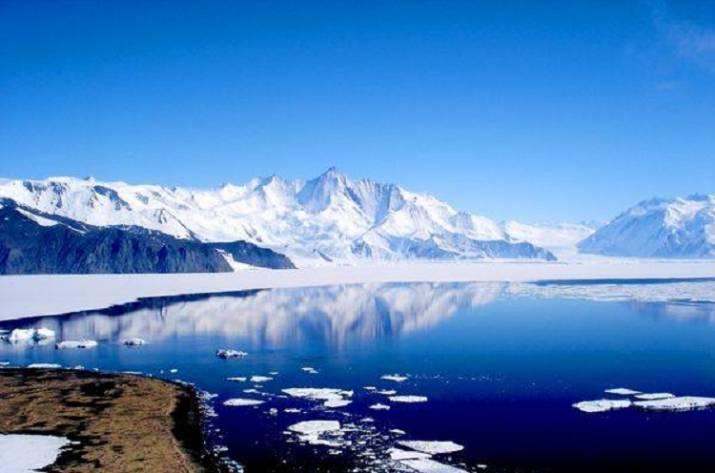 Тают ледники