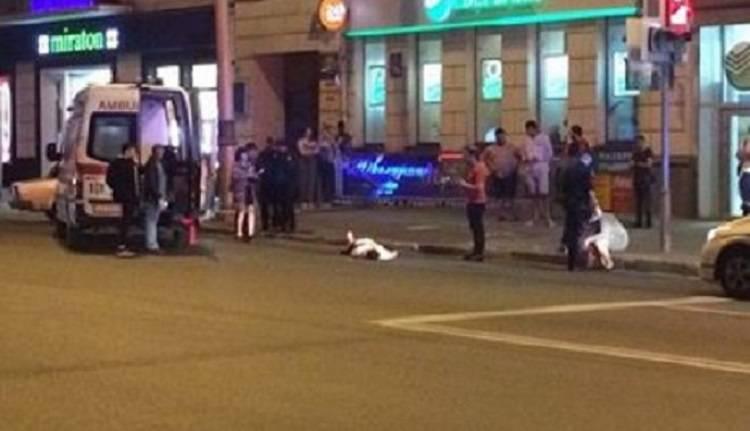 Полиция устанавливает обстоятельства убийства студента изМарокко вцентре Харькова